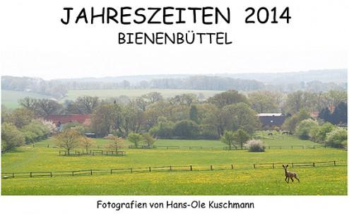 Kalender Jahreszeiten 2014 Bienenbüttel a