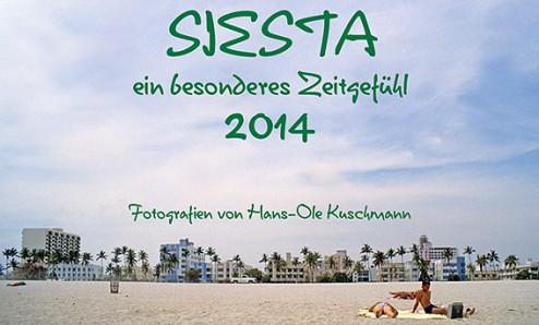 Siesta-Kalender 2014 a